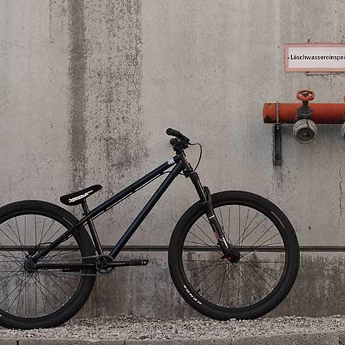 Leafcycles Ruler Pro Completebike Black