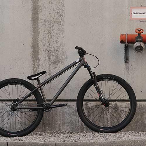 Leafcycles Ruler Pro Completebike Phosphated